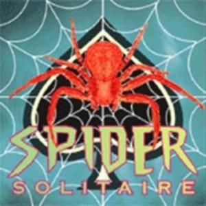 Arana Roja Solitario Spider