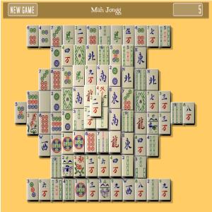 solitario chino juego